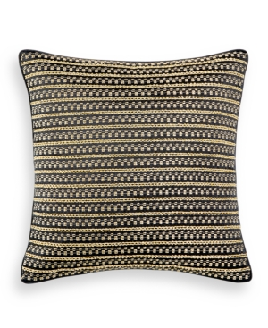 Closeout! Hotel Collection Linear Chevron 18