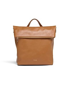 Rendez-Vous Small Leather Backpack