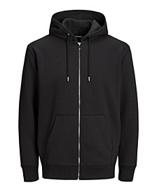 Men's Long Sleeve Full Zip Hoodie