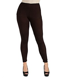 Women Stretch Ankle Length Leggings