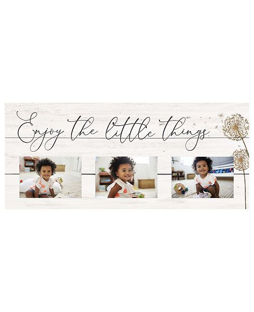 P Graham Dunn Enjoy The Little Things Wall Art
