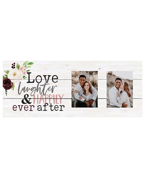 P Graham Dunn Love Laughter And Happily Ever After Wall Art
