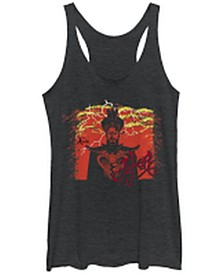 Juniors' Aladdin Jafar Tri-Blend Tank Top