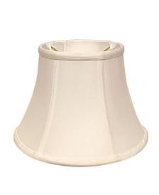 Slant Shallow Drum Softback Lampshade with Uno Fitter
