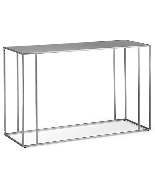 Simpli Home CLOSEOUT! Sloan Console Table