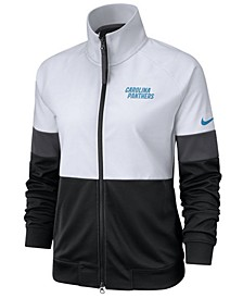 Women's Carolina Panthers Track Jacket