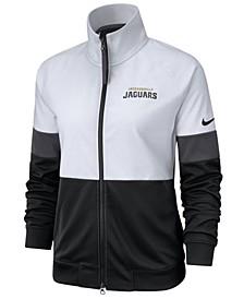 Women's Jacksonville Jaguars Track Jacket