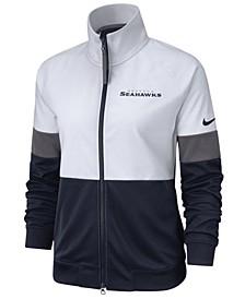 Women's Seattle Seahawks Track Jacket