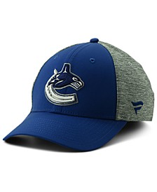 Vancouver Canucks Spring Flex Stretch Fitted Cap