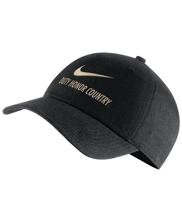 Nike Army Black Knights Team Local H86 Cap