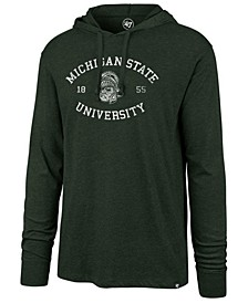 Men's Michigan State Spartans Knockaround Club Long Sleeve Hooded T-Shirt
