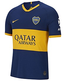 Men's Boca Juniors Club Team Home Stadium Jersey