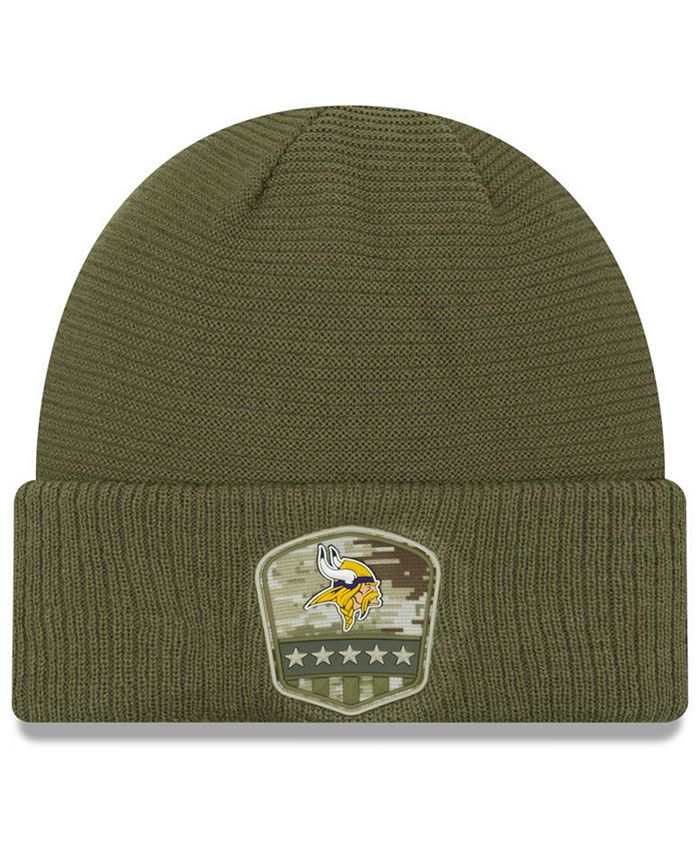 New Era - On-Field Salute To Service Cuff Knit Hat