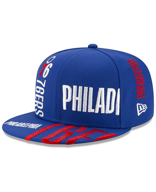 New Era Philadelphia 76ers Tip Off Series 9FIFTY Cap