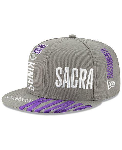 New Era Sacramento Kings Tip Off Series 9FIFTY Cap