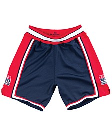 Men's USA NBA Authentic Shorts
