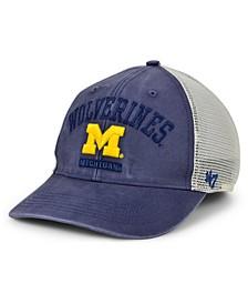 Michigan Wolverines Brayman MVP Snapback Cap