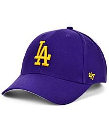 Los Angeles Dodgers Core MVP Adjustable Cap