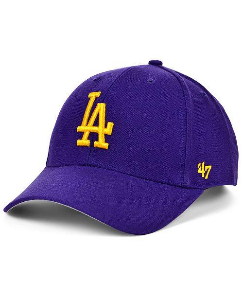 '47 Brand Los Angeles Dodgers Core MVP Adjustable Cap