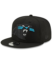 Carolina Panthers Logo Elements 2.0 9FIFTY Cap