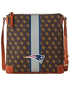 New England Patriots Stadium Signature Zip Crossbody