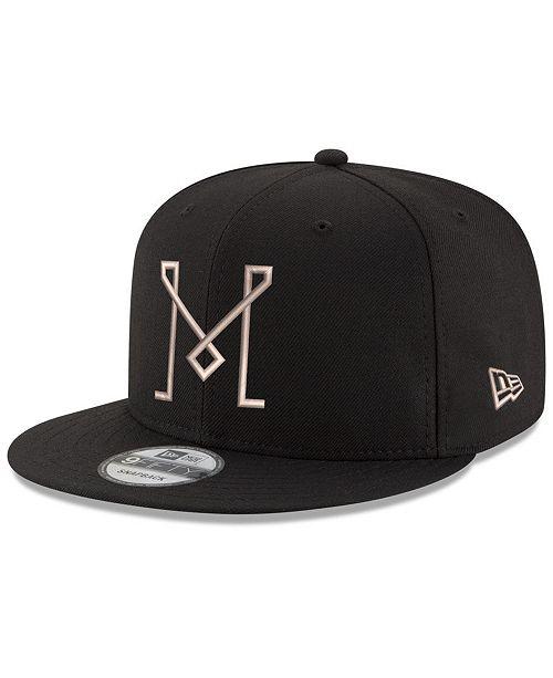 New Era Inter Miami Core Snapback Cap