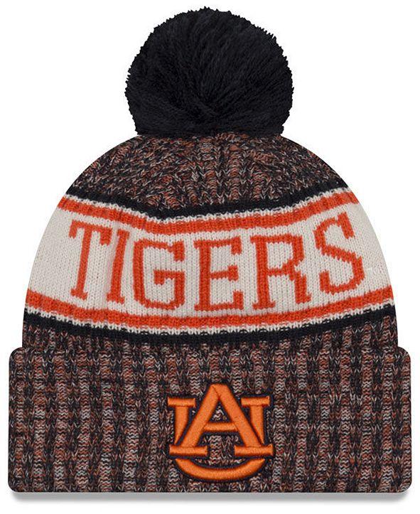 New Era Auburn Tigers Sport Knit Hat