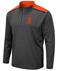Men's Syracuse Orange Snowball Quarter-Zip Pullover