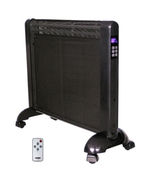 Optimus H-8412 Micathermic Flat-Panel Heater with Remote Control