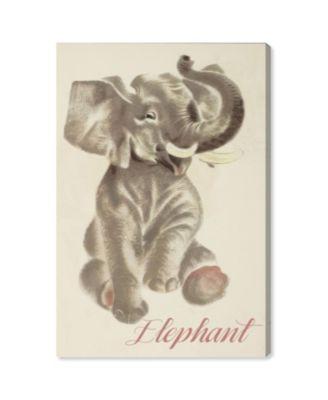 Elephant Canvas Art, 10
