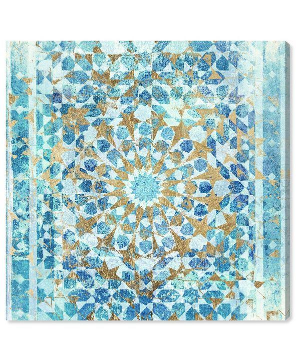 "Oliver Gal Incense Mandala Canvas Art, 36"" x 36"""