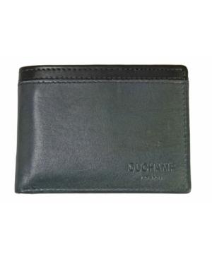 Men's Rfid Genuine Leather Pass case Wallet