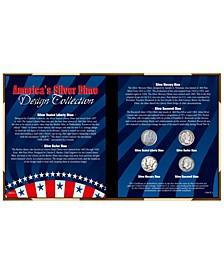 America's Silver Dime Design Collection