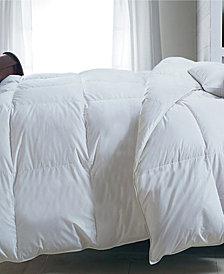 233 Thread Count Cotton Twill Down Alternative Full/Queen Comforter