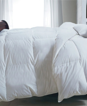 233 Thread Count Cotton Twill Down Alternative King Comforter