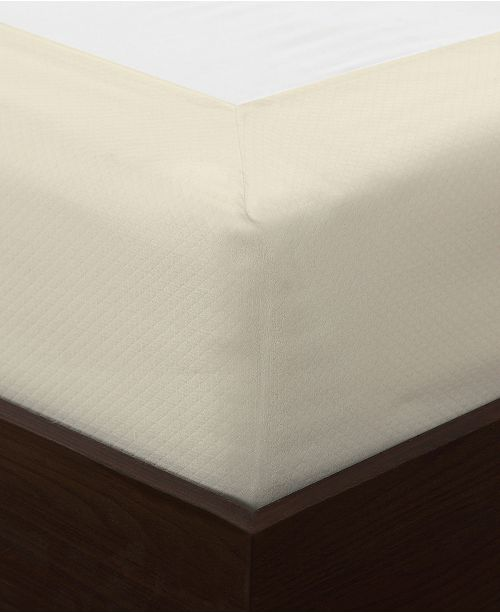 Dream Space Diamond Matelassé Box Spring Covers