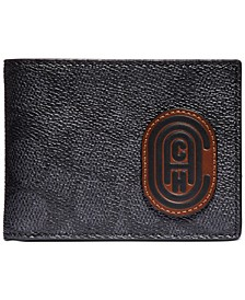 Men's Signature Slim Wallet