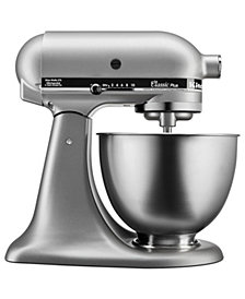 KitchenAid 4.5 Qt. Classic Plus Stand Mixer KSM75