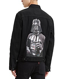 Men's Star Wars Darth Vader Trucker Jacket