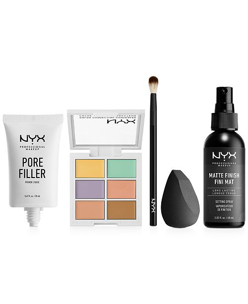 NYX Professional Makeup All About That Base Bundle