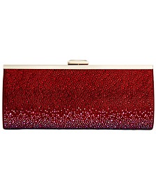 INC Ombre Gemstone Caroline Clutch, Created For Macy's