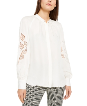 Elie Tahari Tops SILK BLOUSE
