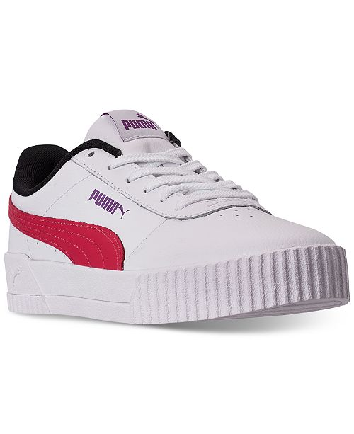 Puma Women's Carina Chase Casual Sneakers from Finish Line