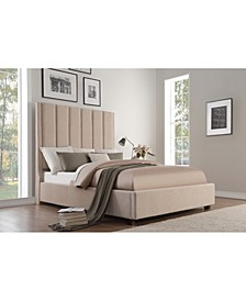 Bartly Upholstered Bed Collection