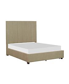 Bartly Upholstered Bed - King