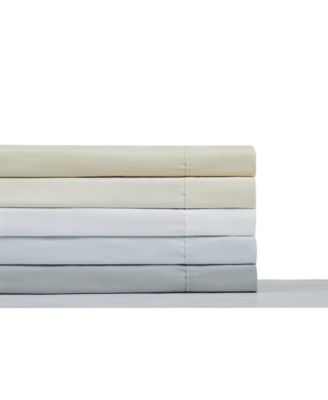 400TC Percale Cotton Full Sheet Set