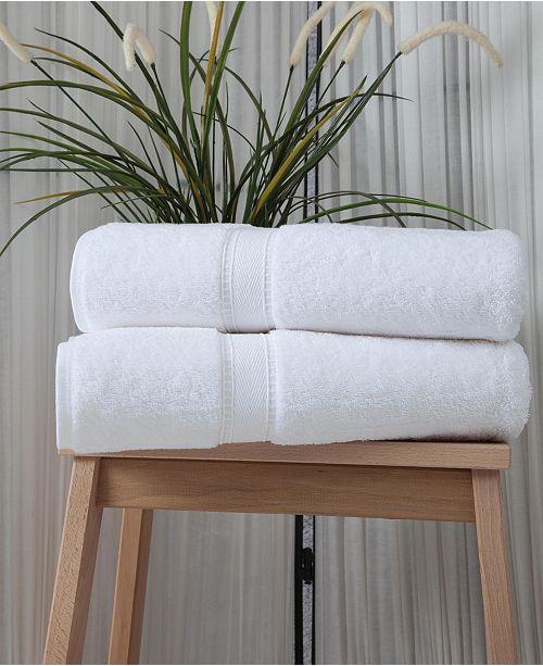 OZAN PREMIUM HOME Legend 2-Pc. Bath Towel Set