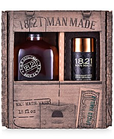 2-Pc. Spiced Vanilla Wash & Deodorant Gift Set