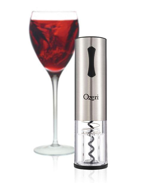Ozeri Travel Series USB Rechargeable Electric Wine Opener