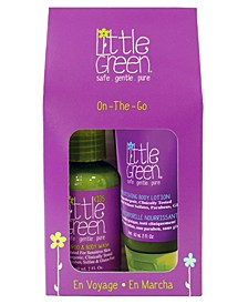 On-The-Go Travel Duo Set of 2, 4 oz